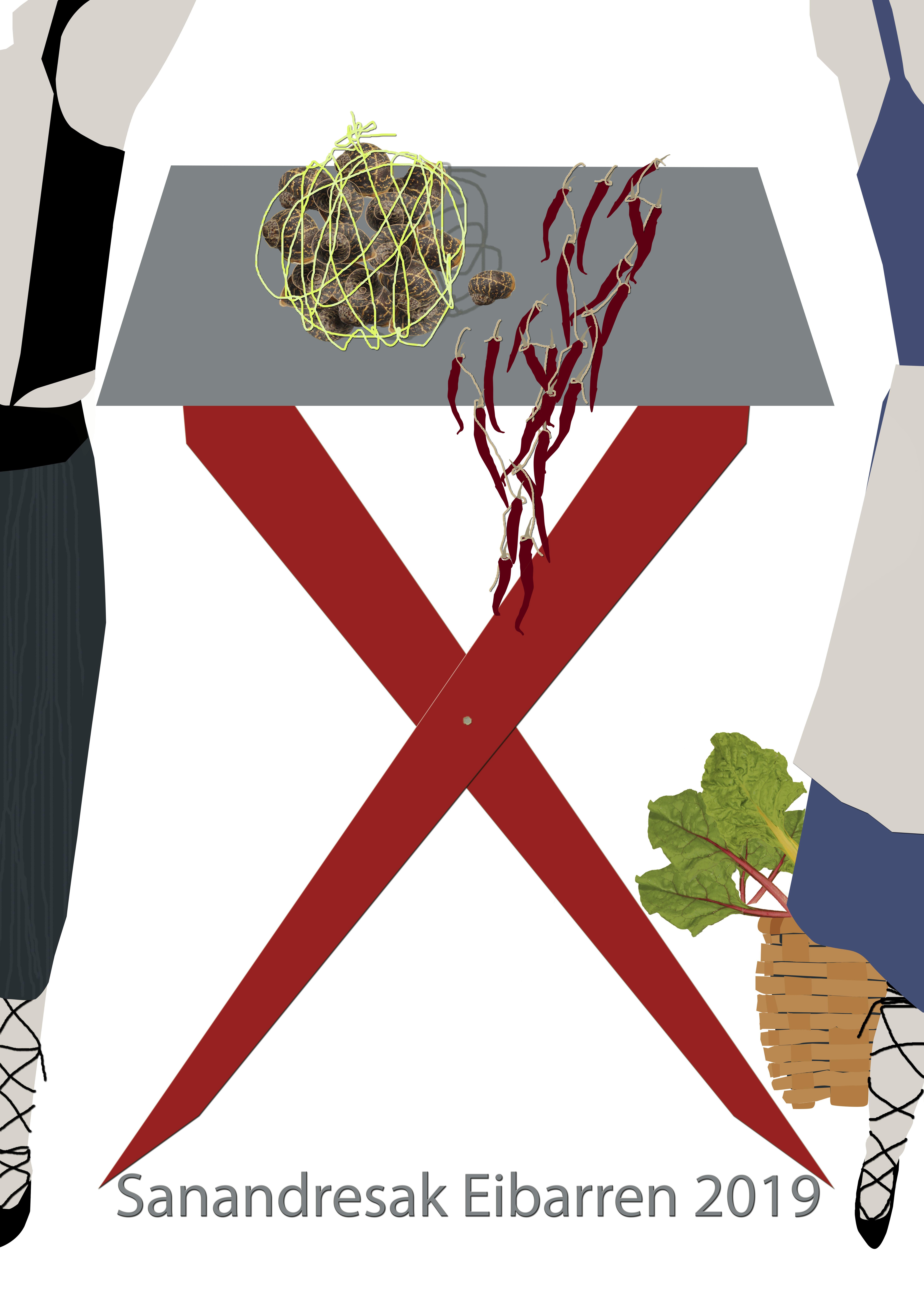 Elegido el cartel anunciador de las fiestas de San Andrés