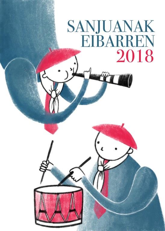 Elegido el cartel anunciador de las fiestas de San Juan 2018