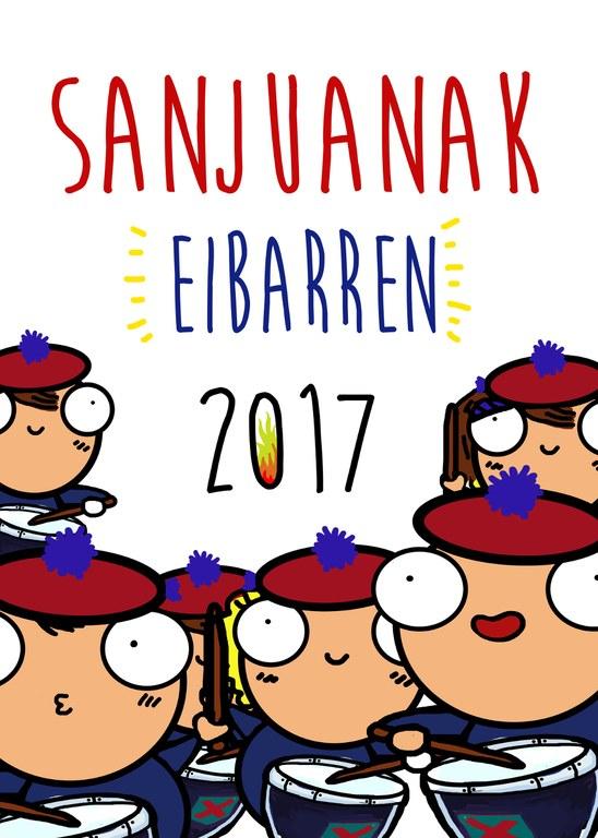 Elegido el cartel anunciador de las fiestas de San Juan