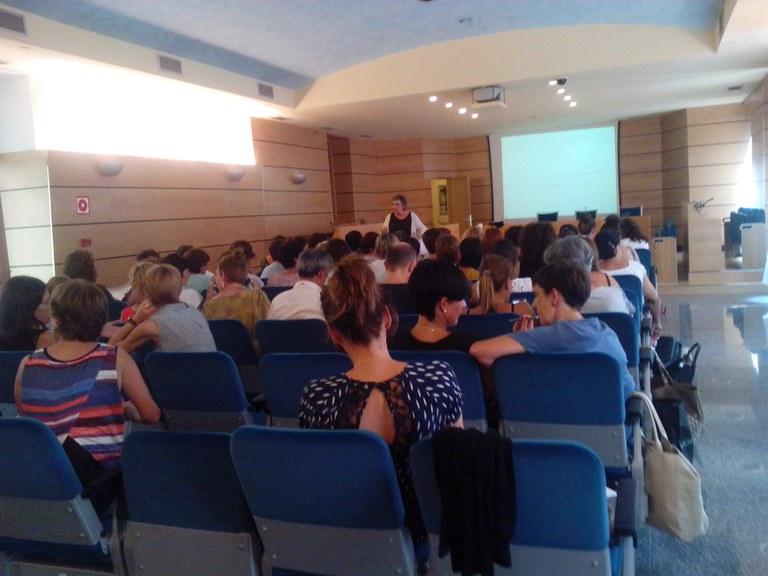 En marcha el programa Bularretik Mintzora en los centros escolares de Eibar