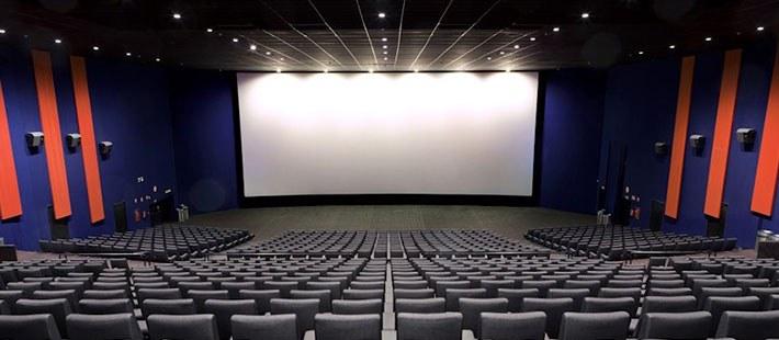 Este fin de semana no habrá programación de cine