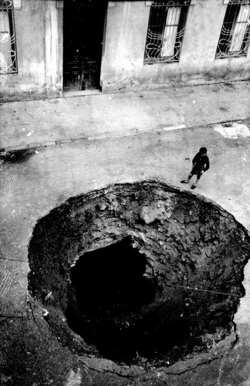 ¿Explotó la bomba o no?  Disertación de Federico Rodríguez sobre el impacto de la bomba que la Legión Cóndor lanzó el 24 de abril de 1937. Abierto el plazo de inscripción.