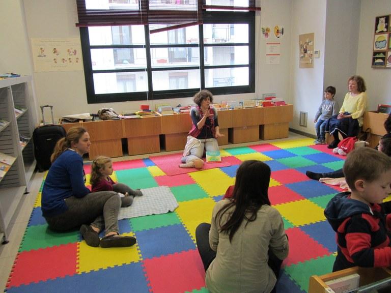 Grupos del club de lectura Azalerako ipuinak