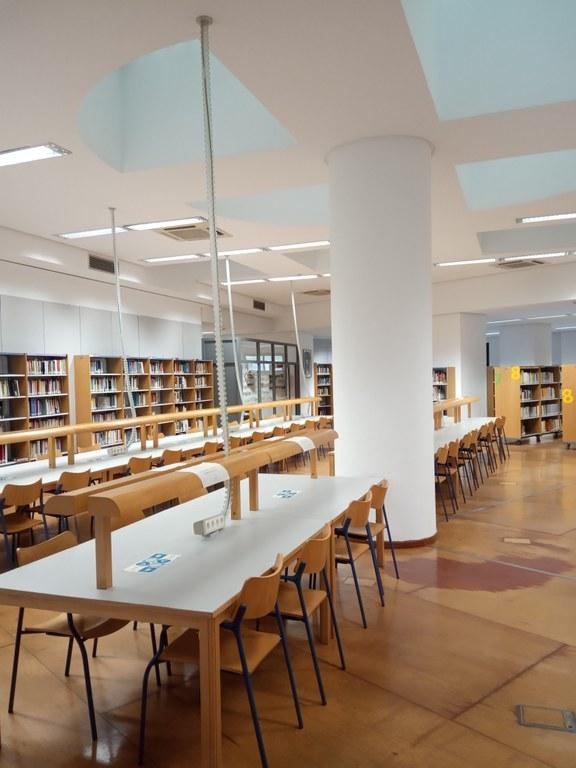 Biblioteca Juan San Martin