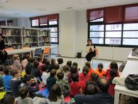 """La Biblioteca, premiada una vez más en el concurso de proyectos de animación a la lectura """"María Moliner"""""""