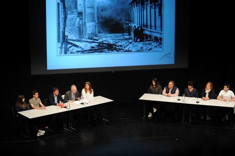 "La conferencia ""Reflexiones sobre la guerra civil"" del historiador Juan Pablo Fusi en la red."