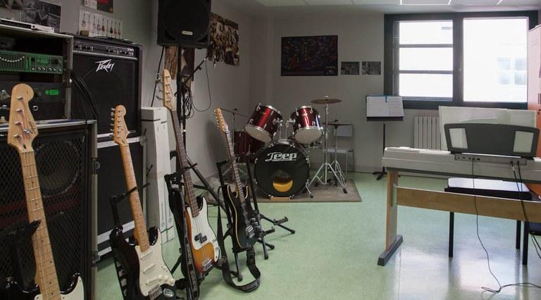 La Escuela de Música Juan Bautista Gisasola presenta un nuevo sistema interactivo para el lenguaje musical