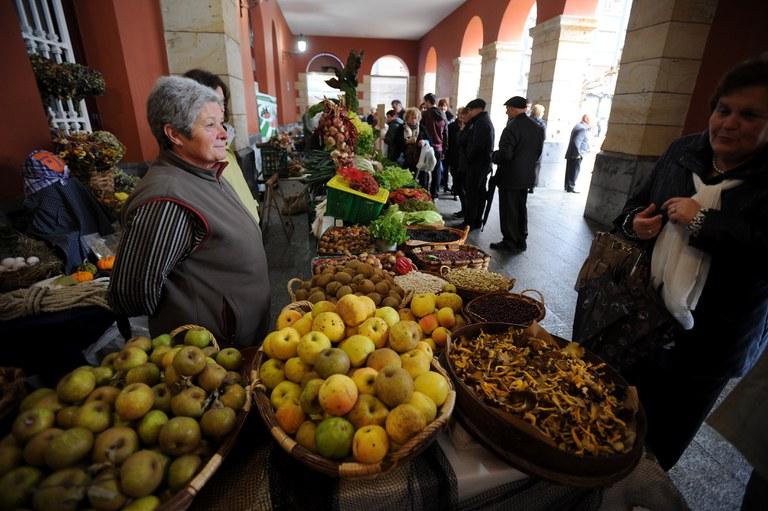 La Feria de San Andrés reunirá este año a 66 productores
