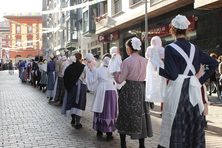 El Carnaval también ha llegado a Eibar