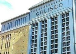 Finalizadas las proyecciones de cine en el teatro Coliseo hasta septiembre