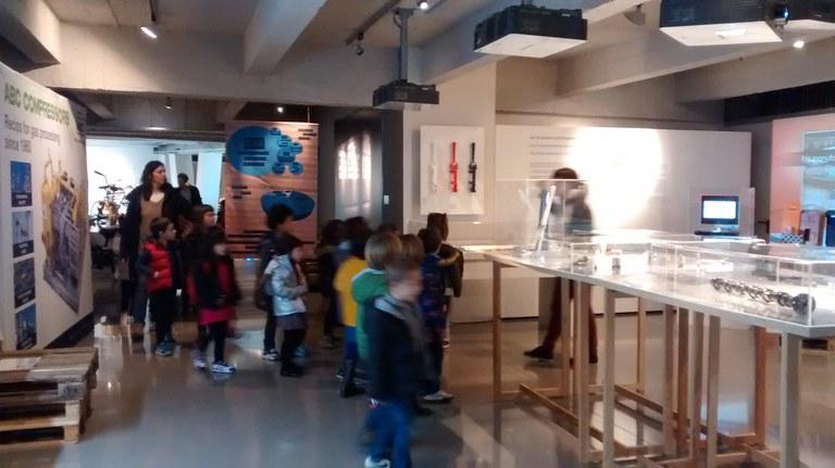 Las visitas del Museo de la Industria Armera aumentan un 25% en el año 2015 con respecto al 2014 y consigue la mejor cifra desde su apertura