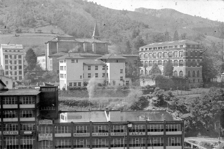 Los edificios desaparecidos de la ciudad-taller: última fase del trabajo en torno al patrimonio industrial.