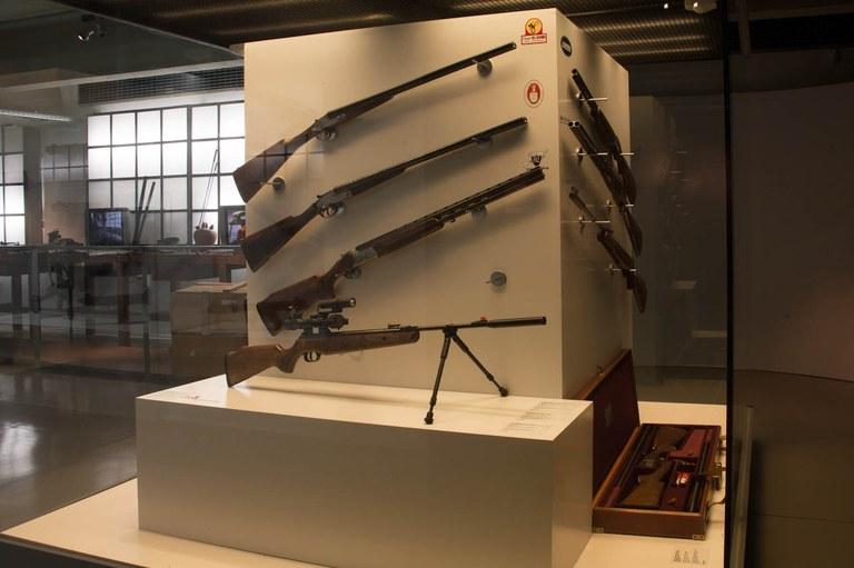 Más de 5.000 visitas ha registrado el Museo de la Industria Armera en el primer semestre del año