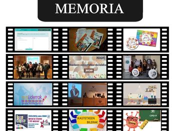 Portada de la Memoria