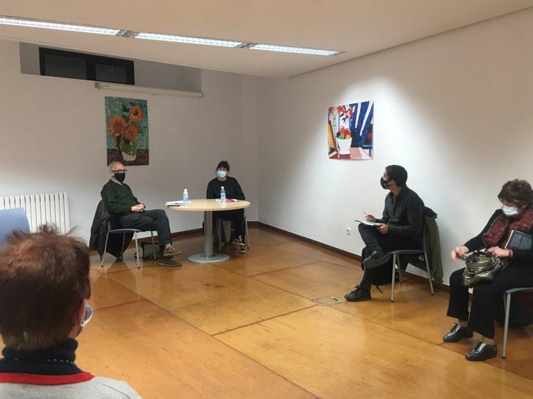 Imagen de una sesión