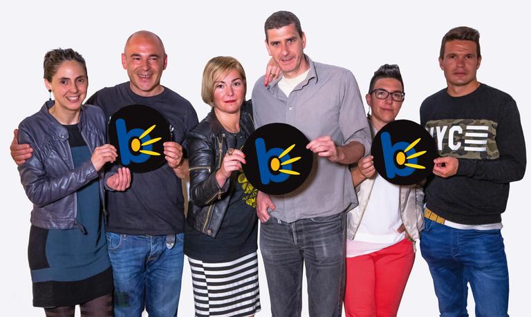 Presentación del programa Berbetan 2015-2016