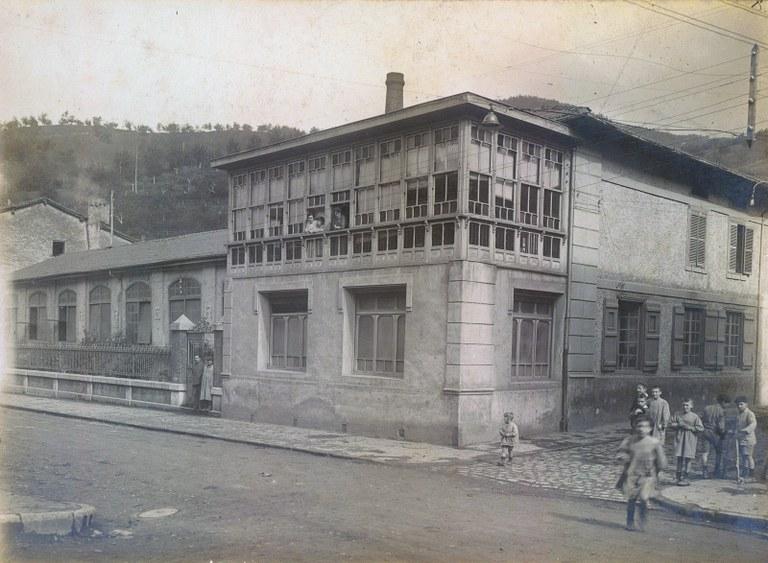 Prosigue la investigación del Patrimonio Industrial Inmueble de Eibar
