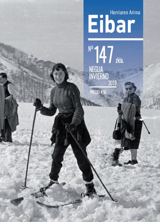 Publicado el número 147 de la Revista Eibar