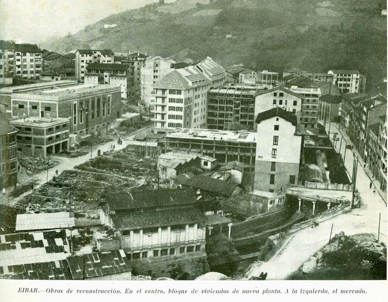 Recuperando información sobre Eibar