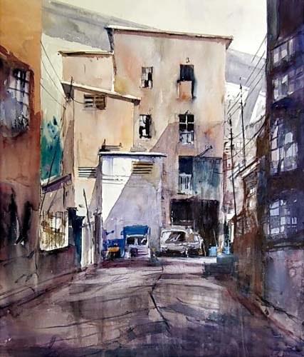 Concurso de Pintura al Aire Libre Ciudad de Eibar.