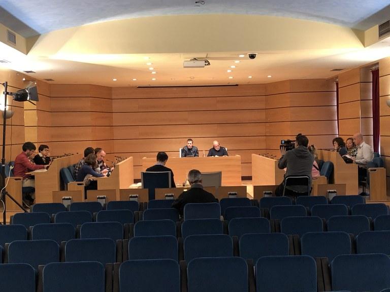 Vigente la renovada ordenanza del euskera, aprobada por el Ayuntamiento de Eibar