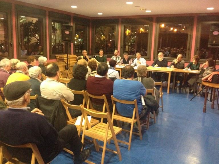 El 13 de noviembre vuelven las reuniones en los barrios para que el vecindario plantee sus propuestas y/o peticiones