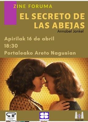 Cine forum abril
