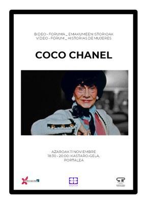 Video Forum de Historias de mujeres: Coco Chanel