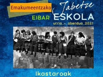 Jabetze Eskola 2021 otoño