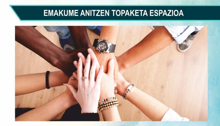 Se pondrá en marcha un nuevo espacio de empoderamiento: espacio de encuentro diverso de mujeres