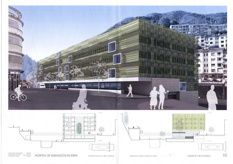 Hospital de subagudos Eibar