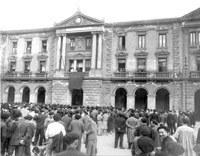 80 aniversario de la proclamación de la II República en Eibar