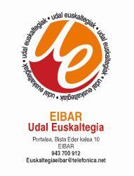 Abierto el plazo para solicitar la devolución del 50% del precio de la matrícula del curso 2012/2013 del Euskaltegi Municipal