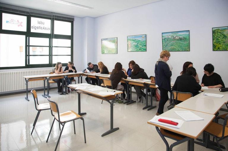 Abierto hasta el 22 de julio el plazo para inscribirse en la bolsa de trabajo para profesorado del Euskaltegi Municipal de Eibar