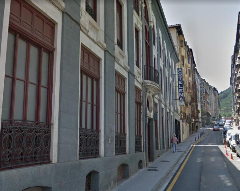 Adjudicada la restauración del edificio municipal adosado al frontón Astelena en 717.000 euros