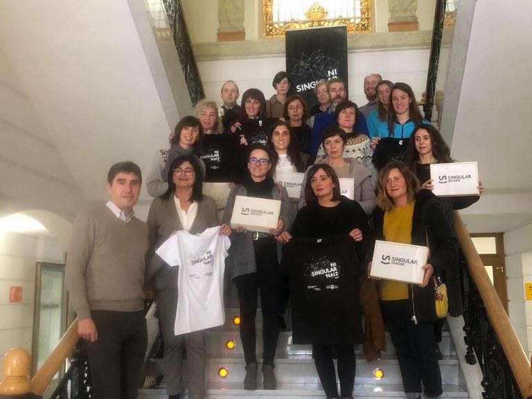 Arranca 'Ni Singular Naiz', campaña para promover los valores del comercio local