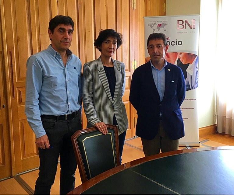 Presentada la iniciativa BNI Armagin