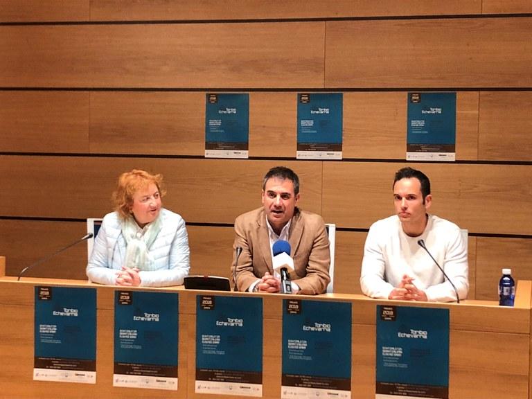 Arranca la 28º edición de los Premios Toribio Echevarria