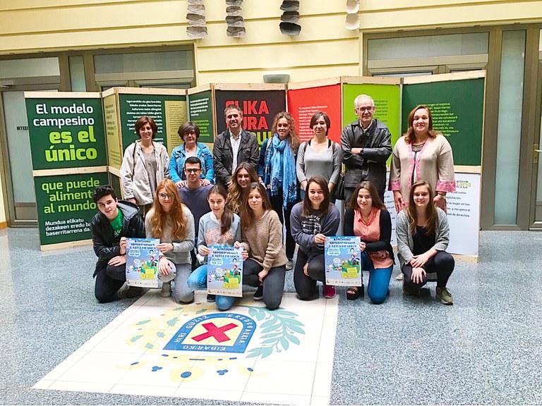Arranca la I Semana de Consumo Responsable en Eibar