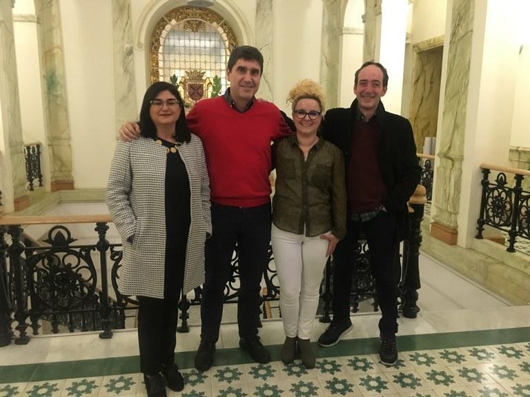 Arranca una nueva edición de la campaña de Navidad en Eibar
