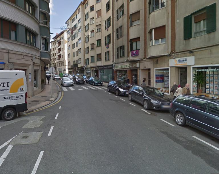 Calle Errebal.