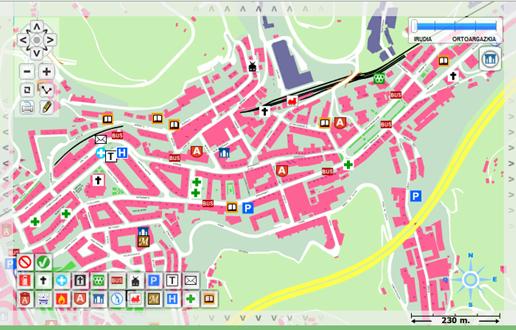 Disponible en Pegora la nueva edición del callejero de Eibar