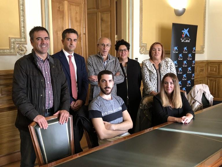 Eibar acoge un nuevo curso del programa 'Burulogy'