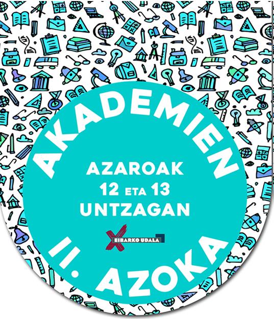 Eibar acogerá la II Feria de Academias los días 12 y 13 de noviembre