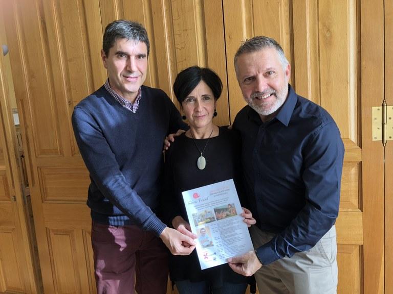 """Eibar acogerá una jornada de """"Slow Food"""" con productores/as, buenas prácticas, Talleres del Gusto…el próximo 28 de noviembre"""