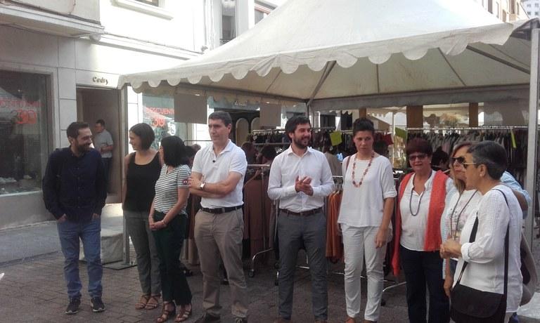 Eibar acogerá una nueva edición de la Feria de Oportunidades de Verano del 18 al 20 de julio