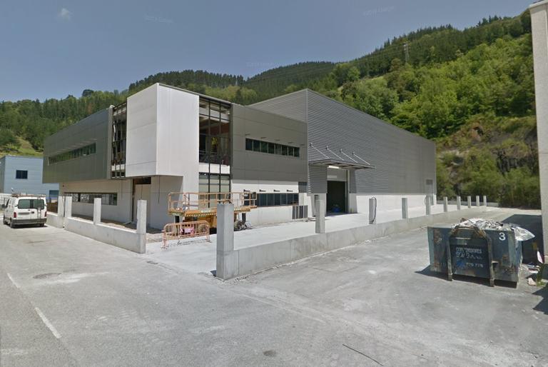 Eibar invertirá 350.000 euros en la estabilización de dos taludes del polígono industrial de Azitain