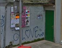 Eibar llevará a cabo una campaña de limpieza de pintadas y grafitis de sus muros, mobiliario urbano y fachadas de edificios