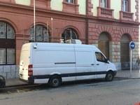 Eibar realiza un estudio para medir la calidad de aire en sus calles