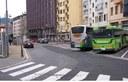 El 85 % de las personas usuarias del servicio de autobús interurbano en Eibar opina que la estación de autobuses debe permanecer en Egogain